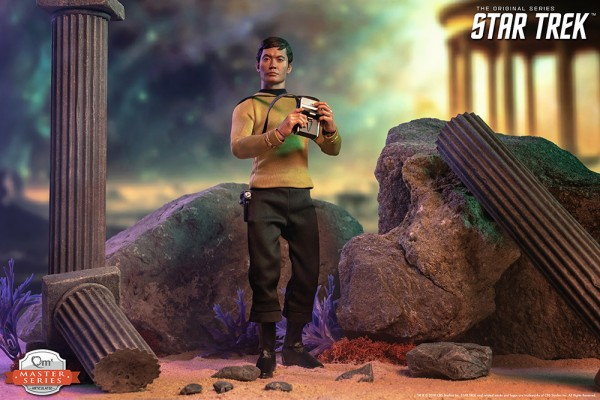 Quantum Mechanix - QMX - Hikaru Sulu - Star Trek