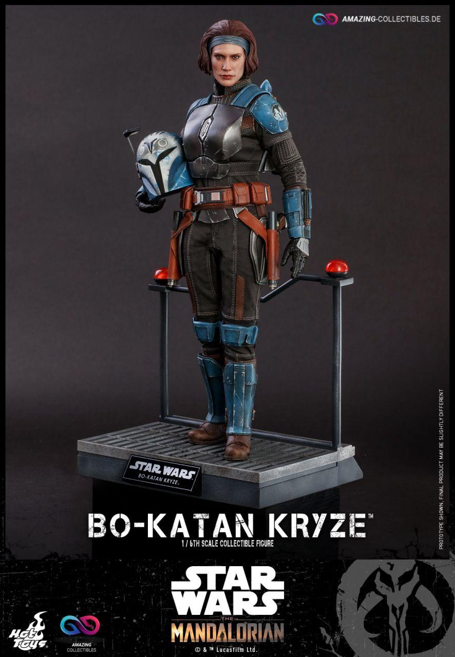 Hot Toys - Bo Katan Kryze - Star Wars: The Mandalorian