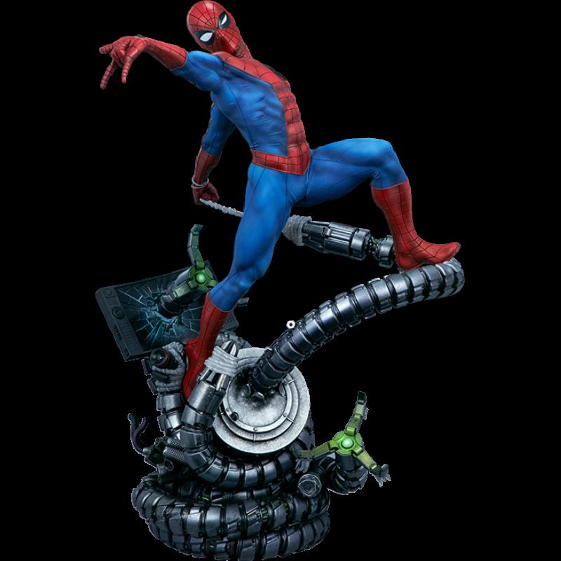 Sideshow - Spiderman - Marvel - Premium Format Statue
