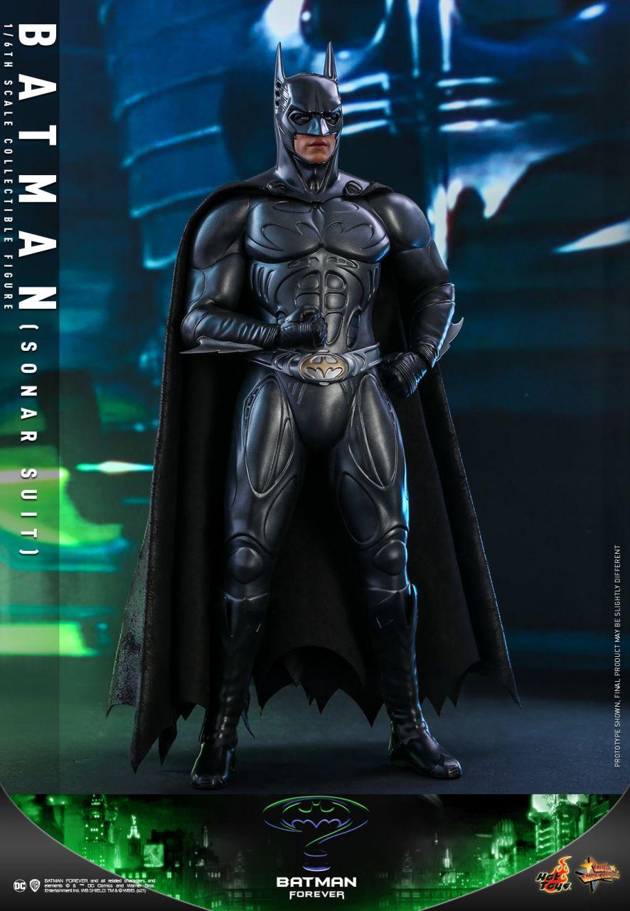 Hot Toys - Batman - Sonar Suit Version - Batman Forever