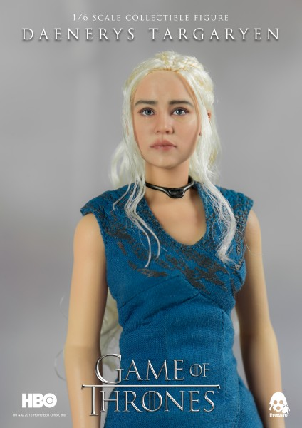 ThreeZero - Daenerys Targaryen - Game of Thrones - Standart Edition