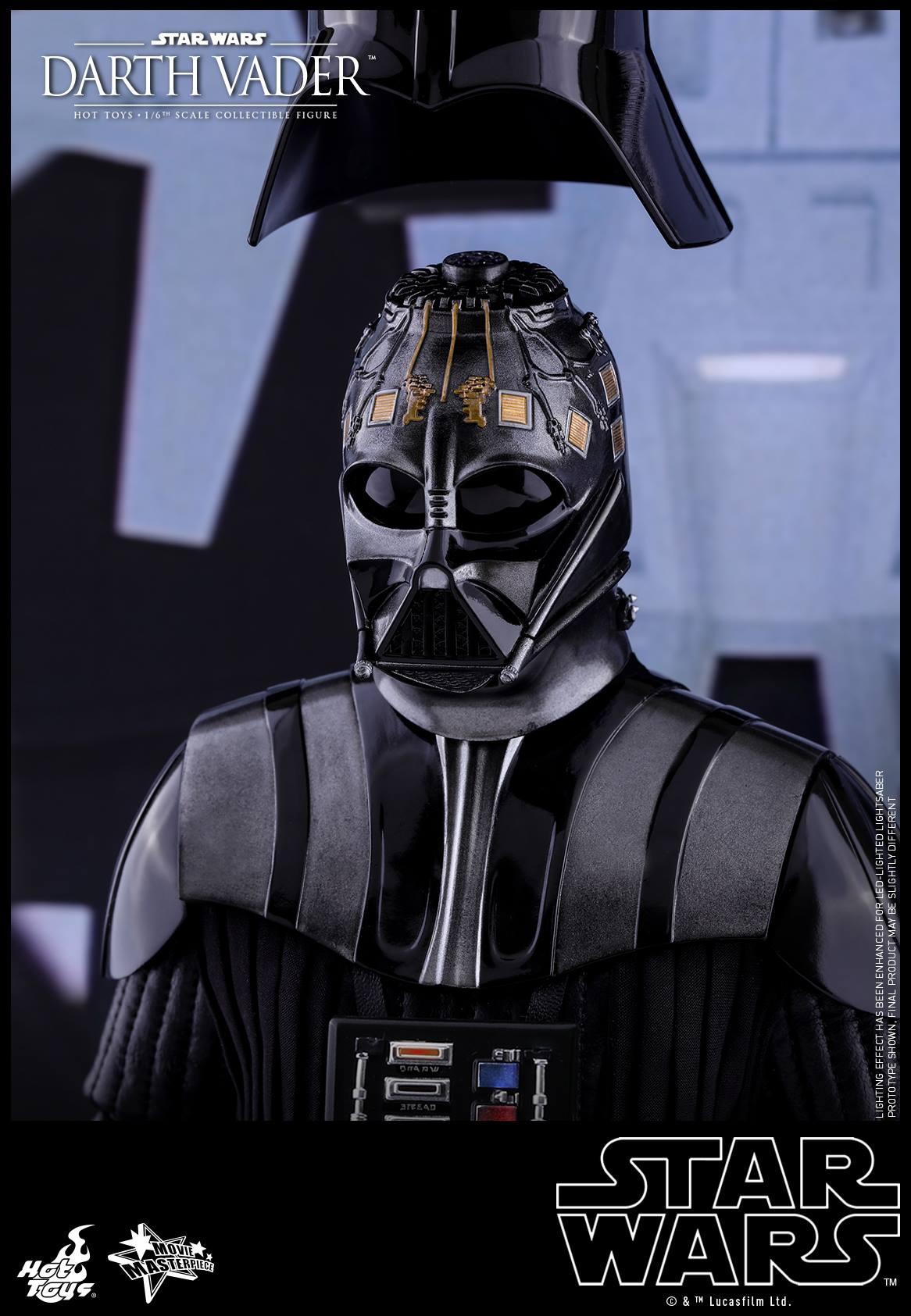 Hot Toys Darth Vader Star Wars Das Imperium Schl 228 Gt