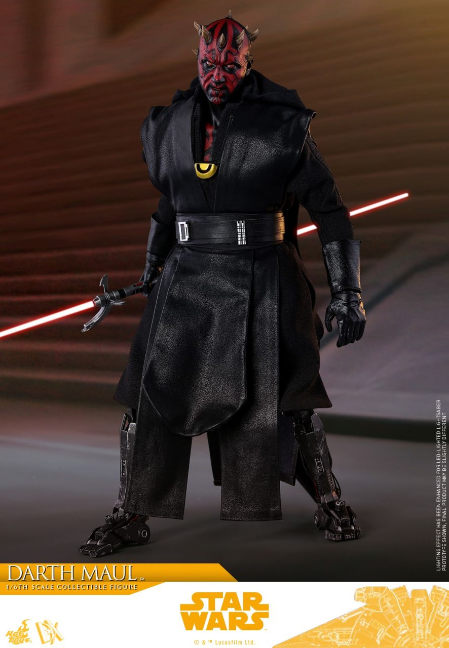 Hot Toys - Darth Maul - DX18 - Solo: A Star Wars Story