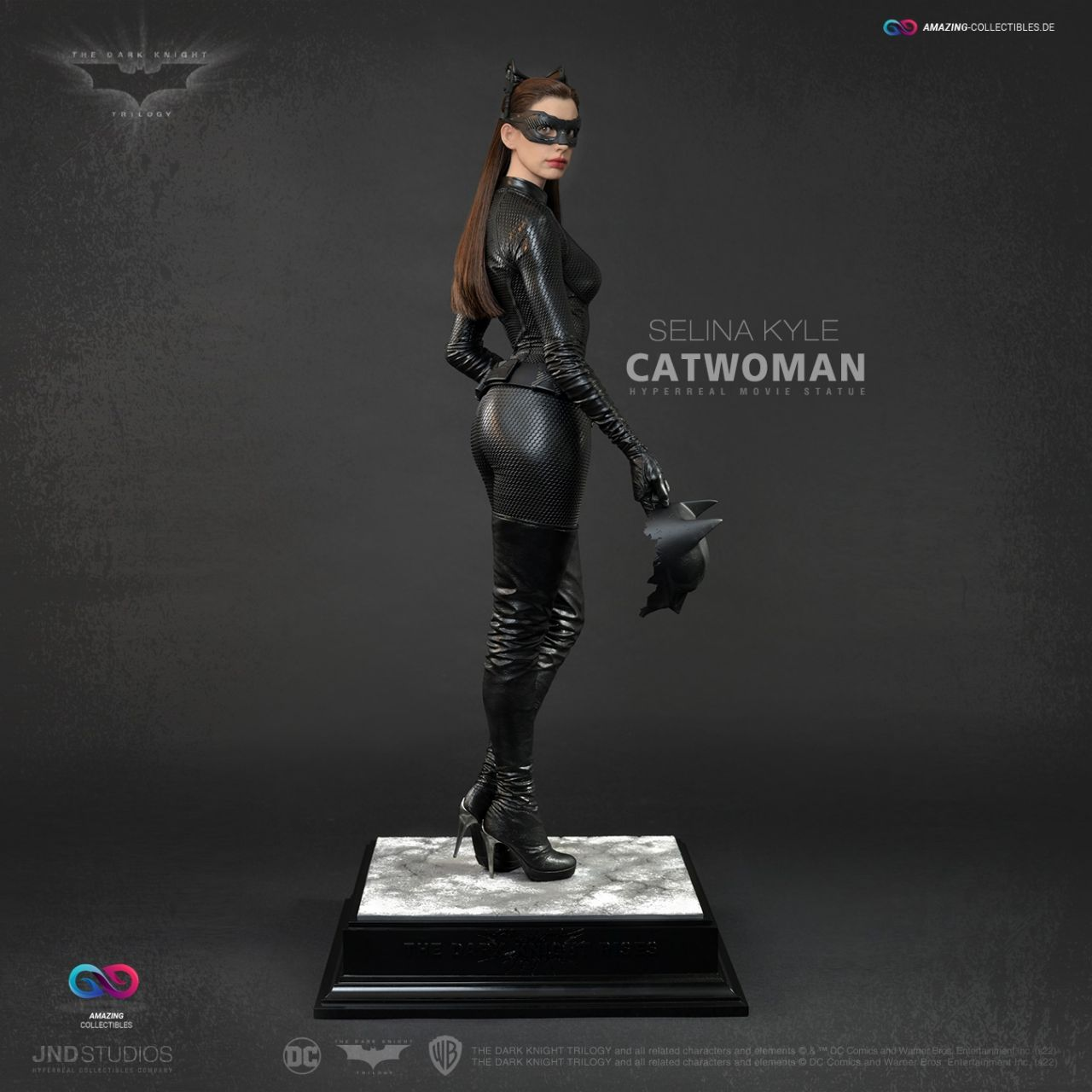 JND Studios - Selina Kyle (Anne Hathaway) - Catwoman - The dark knight rises