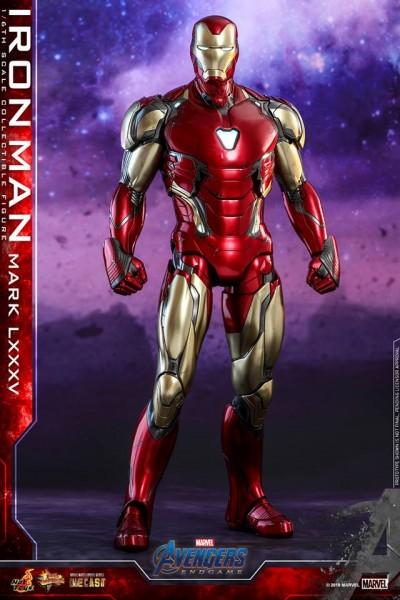 Hot Toys - Iron Man Mark LXXXV - Diecast - Avengers: Endgame
