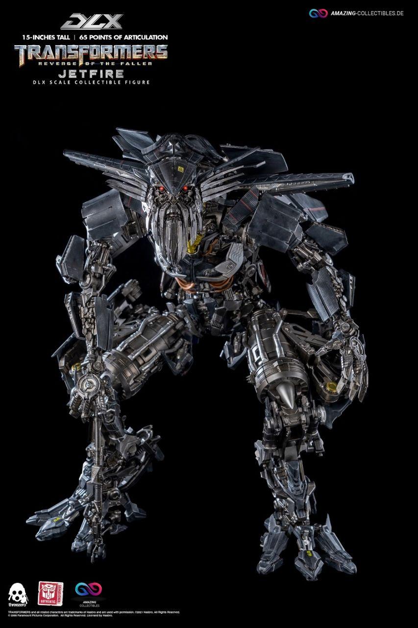ThreeZero - Jetfire - DLX Scale - Transformers: Revenge of the fallen