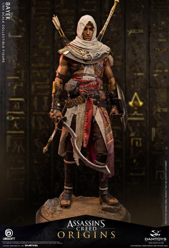 Damtoys - Bayek - Assasins Creed Origins