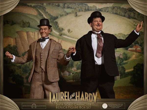 Big Chief Studios - Laurel & Hardy Classic Suit Sets