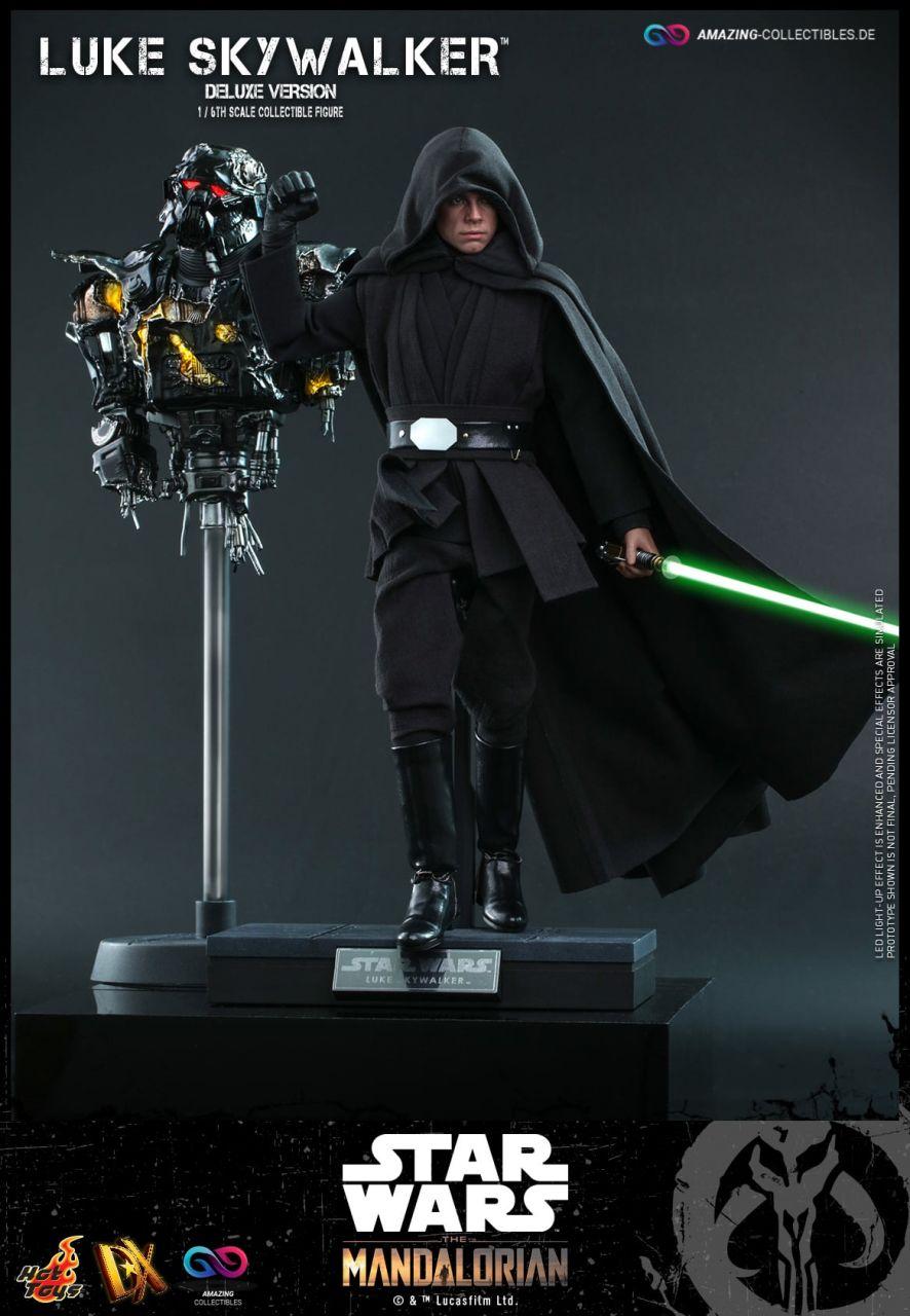 Hot Toys - Luke Skywalker - DX Version - DX23 - Star Wars: The Mandalorian