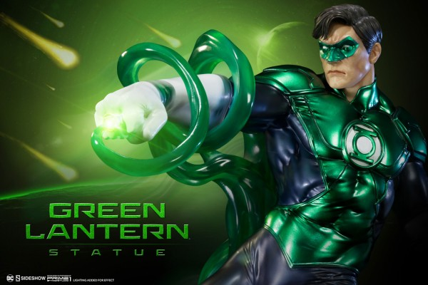 Sideshow - Green Lantern - New 52 - Developed with Prime 1