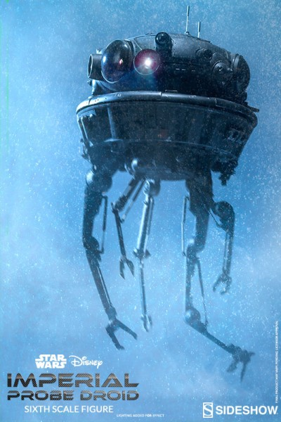 Sideshow - Imperial Probe Droid - Star Wars