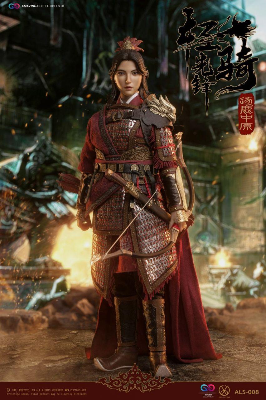"Poptoys - Light cavalry - ""Fight for throne"" - ALS008 - Armor Legend Series"