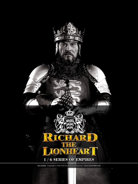 Coomodel - Richard Lionheart - Series of Empires