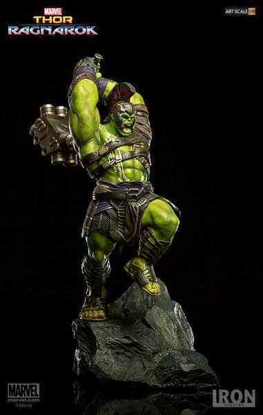 Iron Studios - Gladiator Hulk - Thor Ragnarok - 1/10 scale Statue