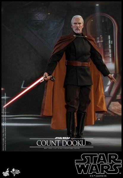 Hot Toys - Count Dooku - Star Wars - Angriff der Klonkrieger