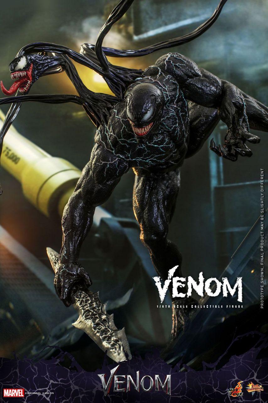 Hot Toys - Venom MMS590 - Venom