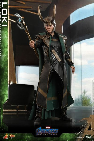 Hot Toys - Loki - Avengers: Endgame
