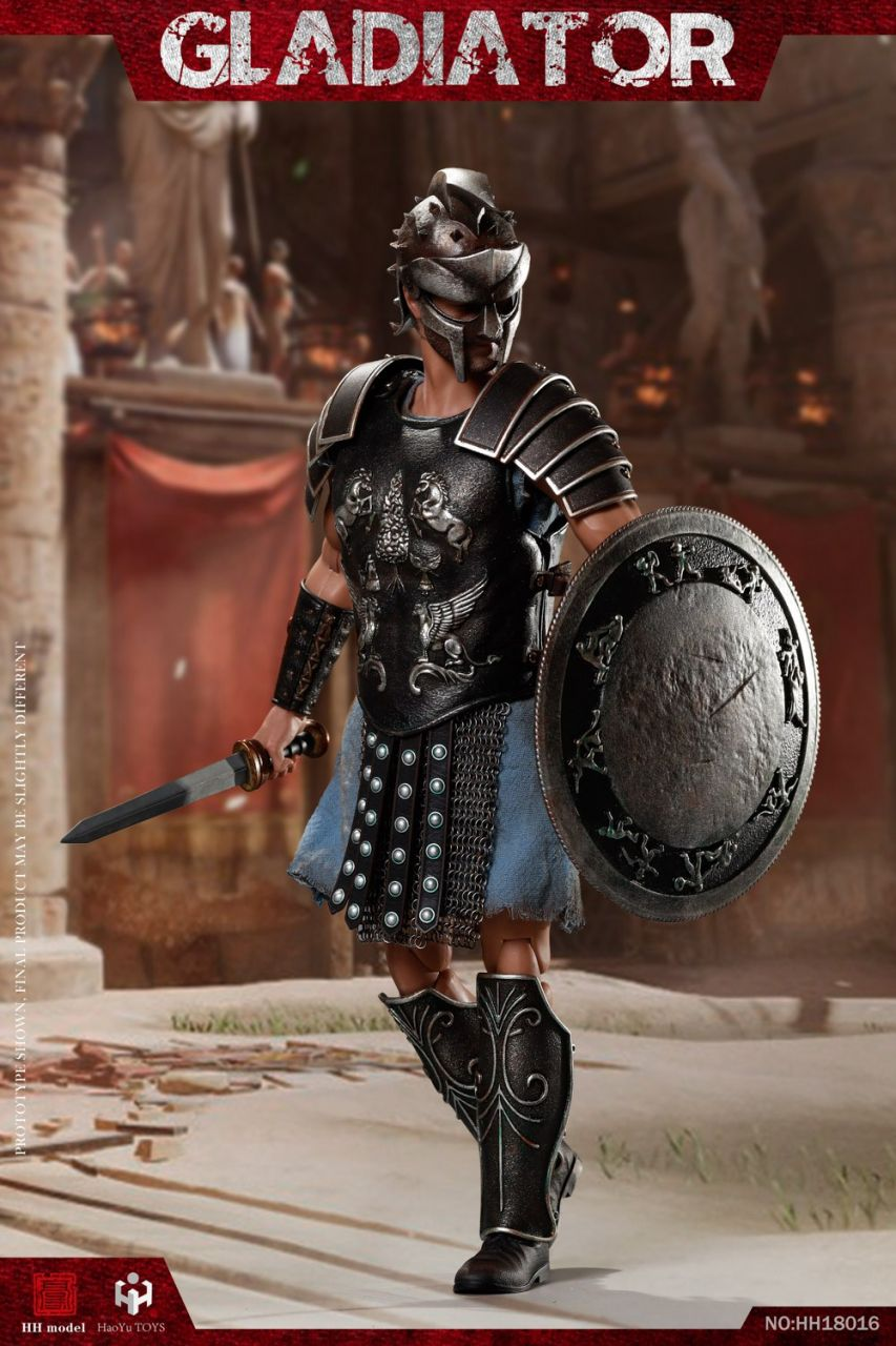 HHmodel x HaoYuTOYS - Empire Gladiator - Deluxe Edition - 1/6 Empire Legion
