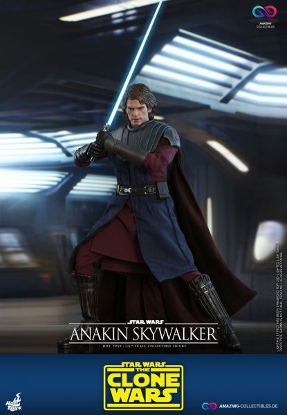 Hot Toys - Anakin Skywalker - Collectors Edition - Star Wars: The clone wars