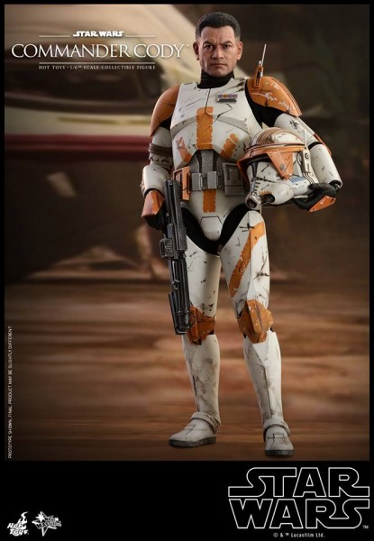 Hot Toys - Commander Cody - Star Wars: Die Rache der Sith