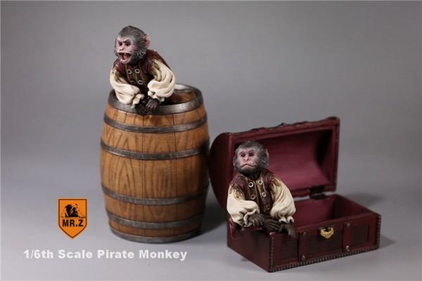 Mr.Z - Pirate Monkey - Piraten Äffchen :)