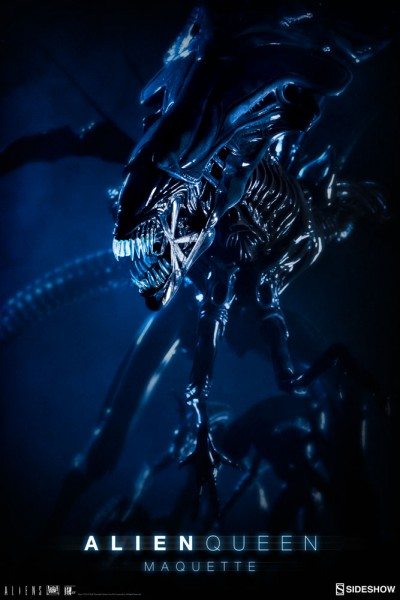 Sideshow - Alien Queen - Maquette - Aliens