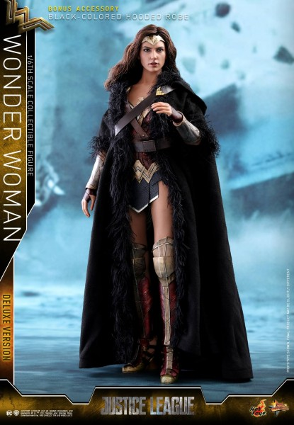 Hot Toys - Wonder Woman - Justice League - DX Version