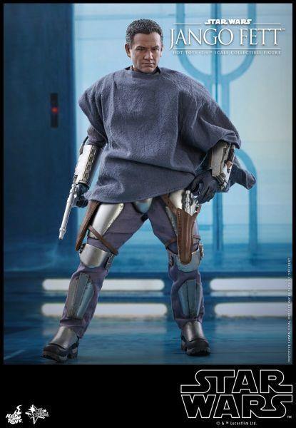Hot Toys - Jango Fett - Star Wars: Angriff der Klonkrieger