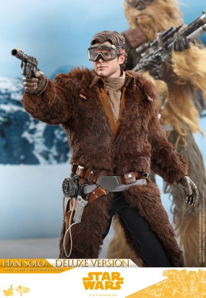 Hot Toys - Han Solo DX Version - Solo: A Star Wars Story