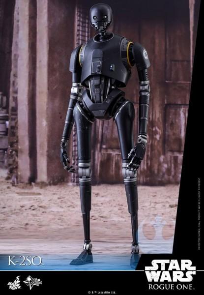 Hot Toys - K2SO Sicherheitsdroide - Star Wars - Rogue One