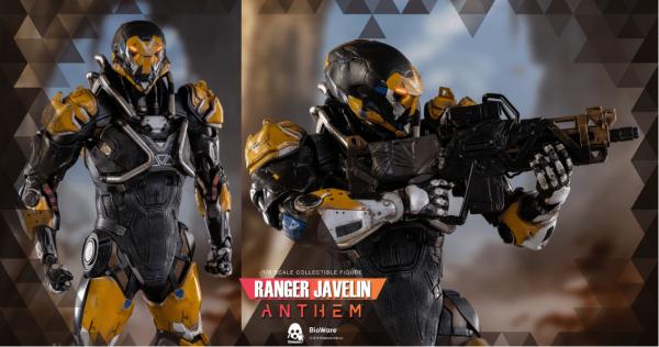 ThreeZero - Ranger Javelin -Bioware - Anthem