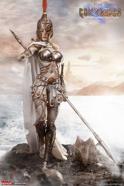 TBLeague (Phicen) - Spartan Army Commander - Silver Commander