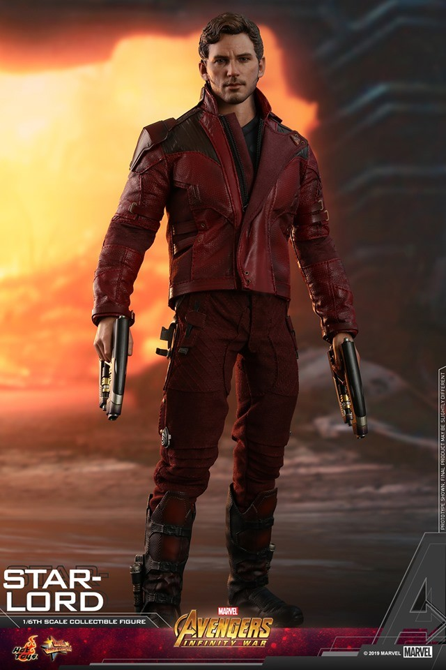 Hot Toys - Star Lord - Avengers: Infinity War