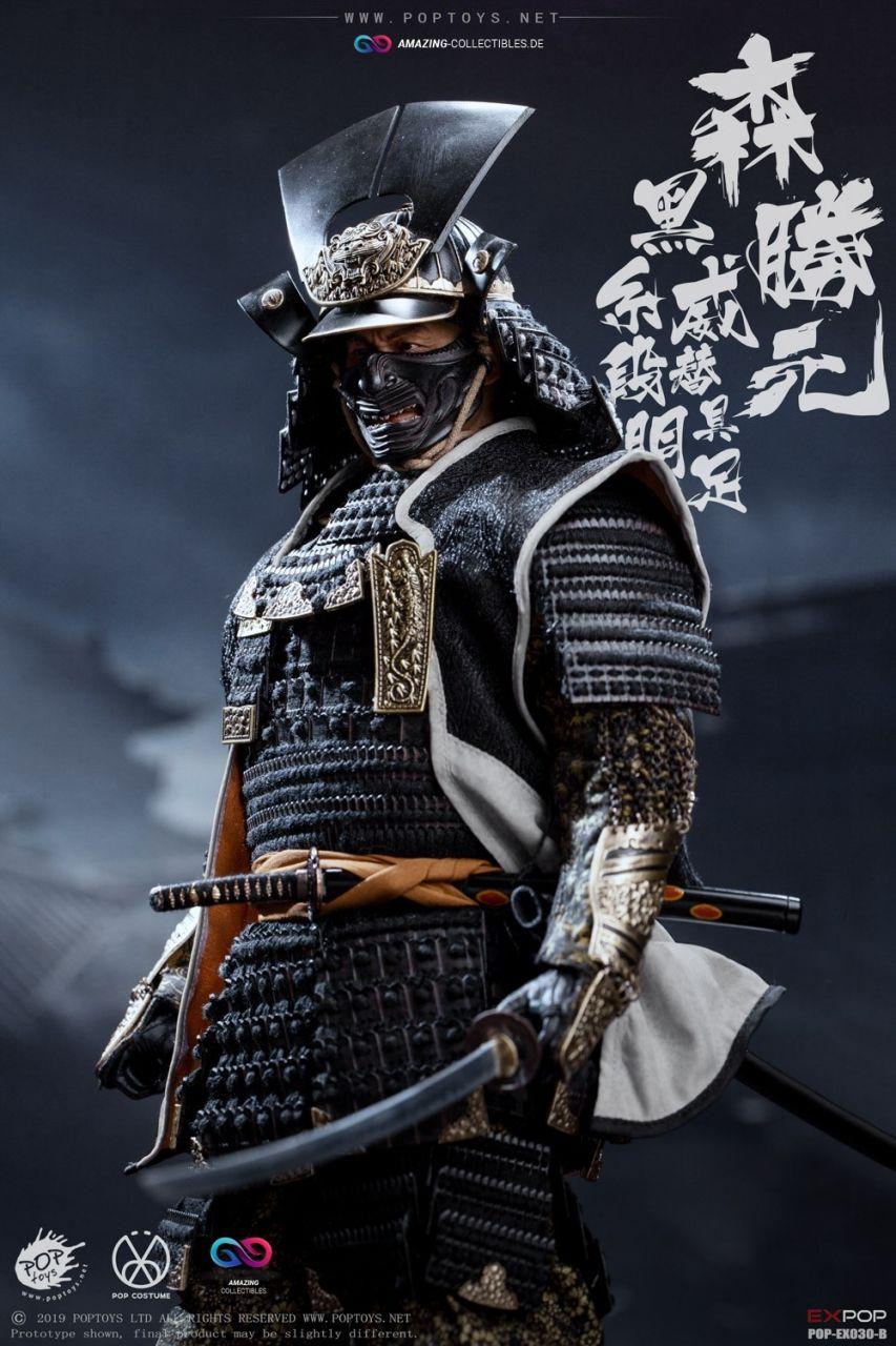 Poptoys - Benevolent Samurai - Deluxe Version