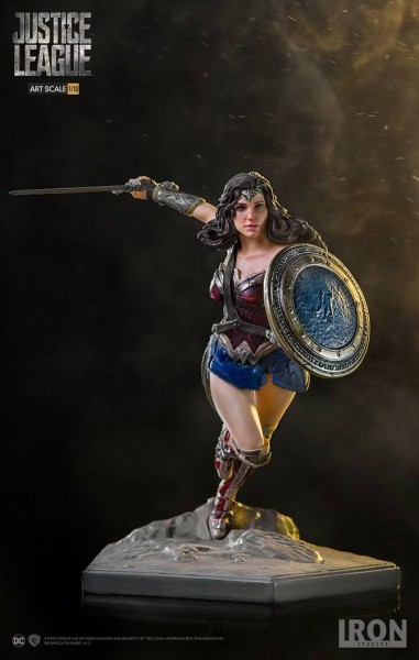 Iron Studios - Wonder Woman - Justice League - 1/10 scale statue