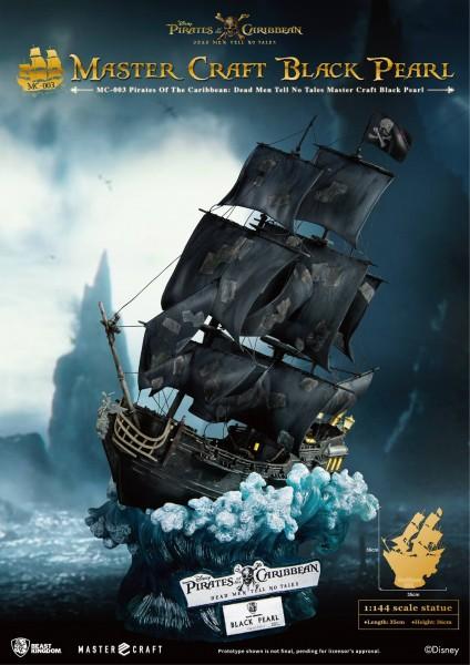 Beast Kingdom - Black Pearl - Fluch der Karibik - 1/144