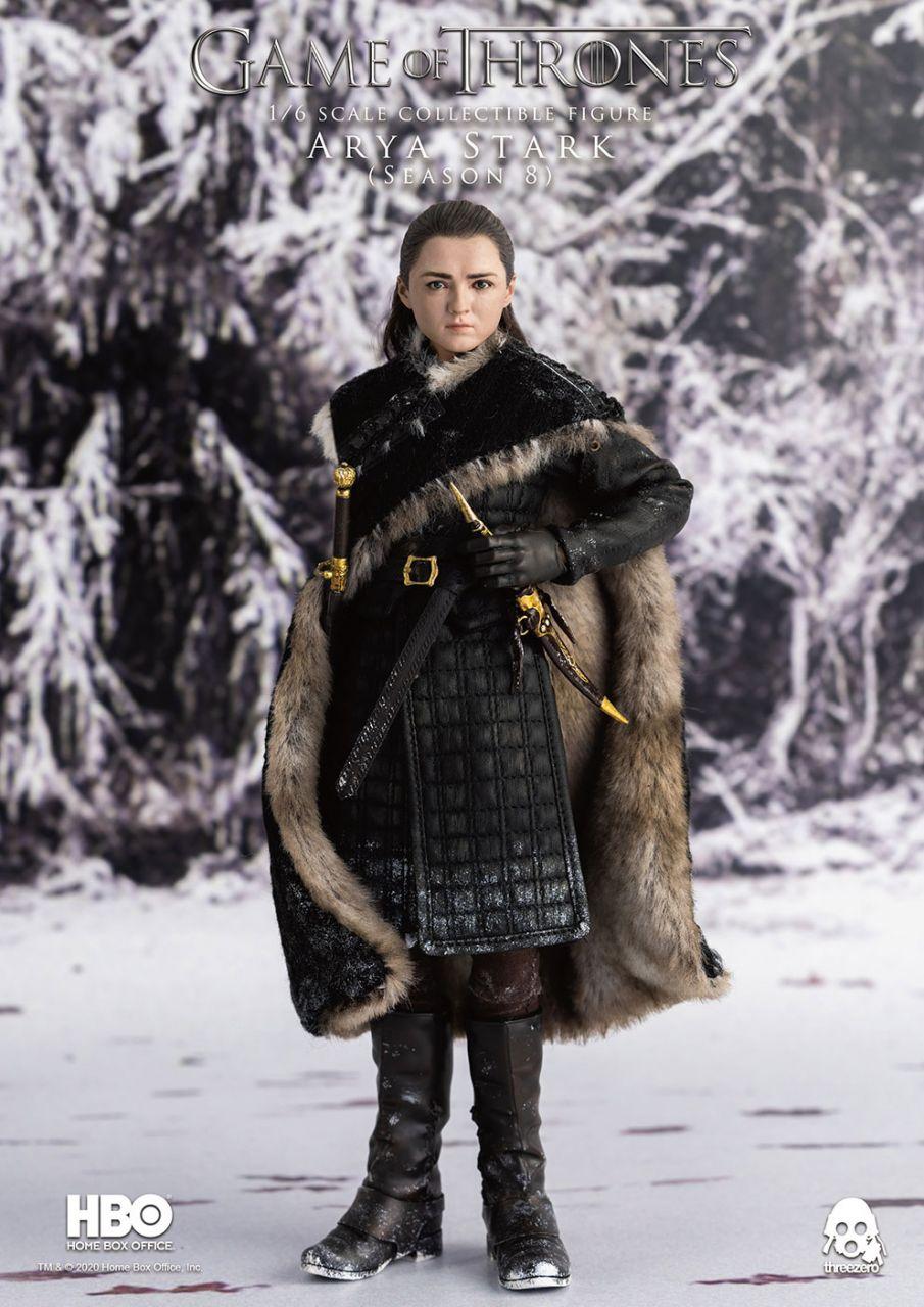 ThreeZero - Arya Stark - Season 8 - Game of Thrones