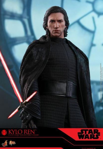 Hot Toys -Kylo Ren - Star Wars - Episode IX - Rise of Skywalker