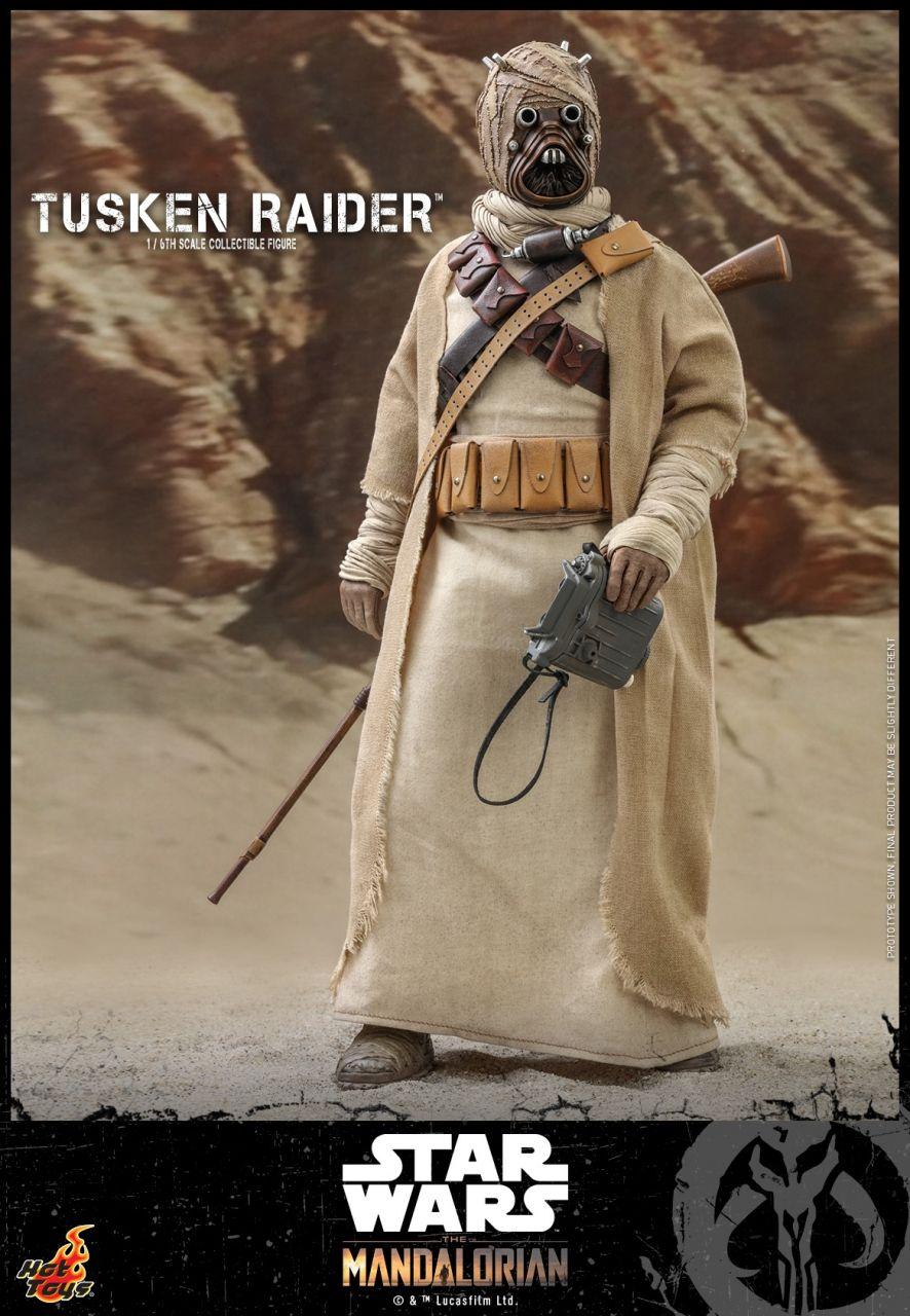 Hot Toys - Tusken Raider - Star Wars: The Mandalorian