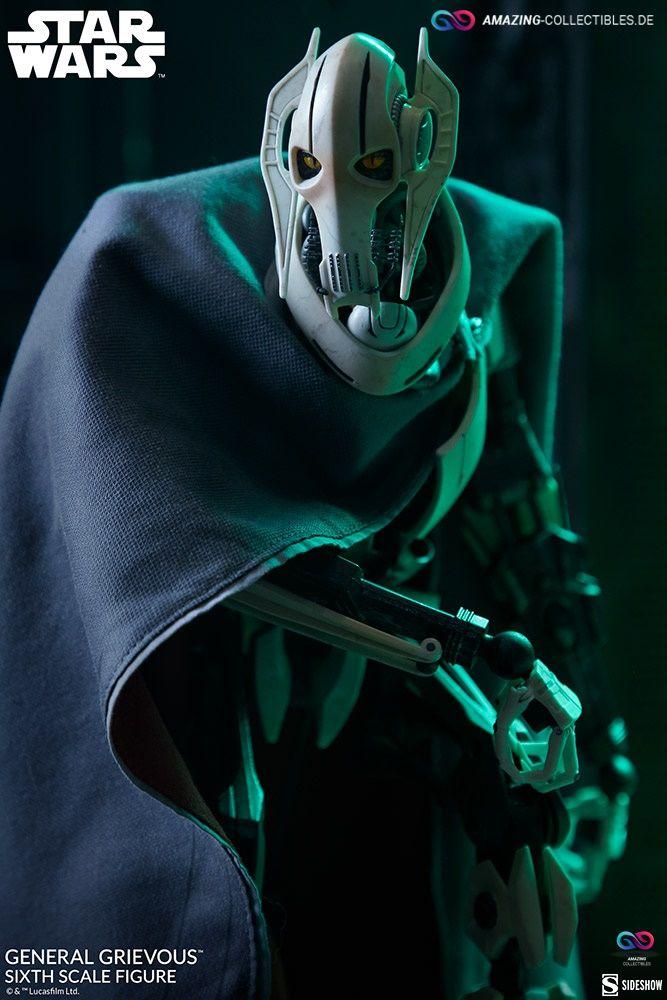Sideshow - General Grievous - Star Wars: Die Rache der Sith