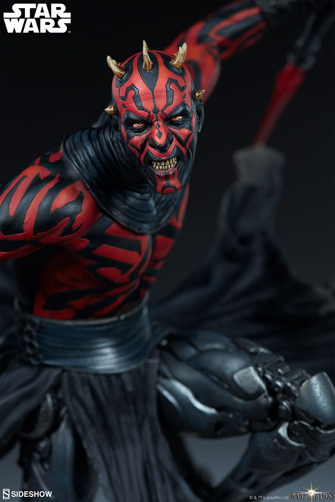 Sideshow Collectibles - Darth Maul - Mythos - Statue - Star Wars