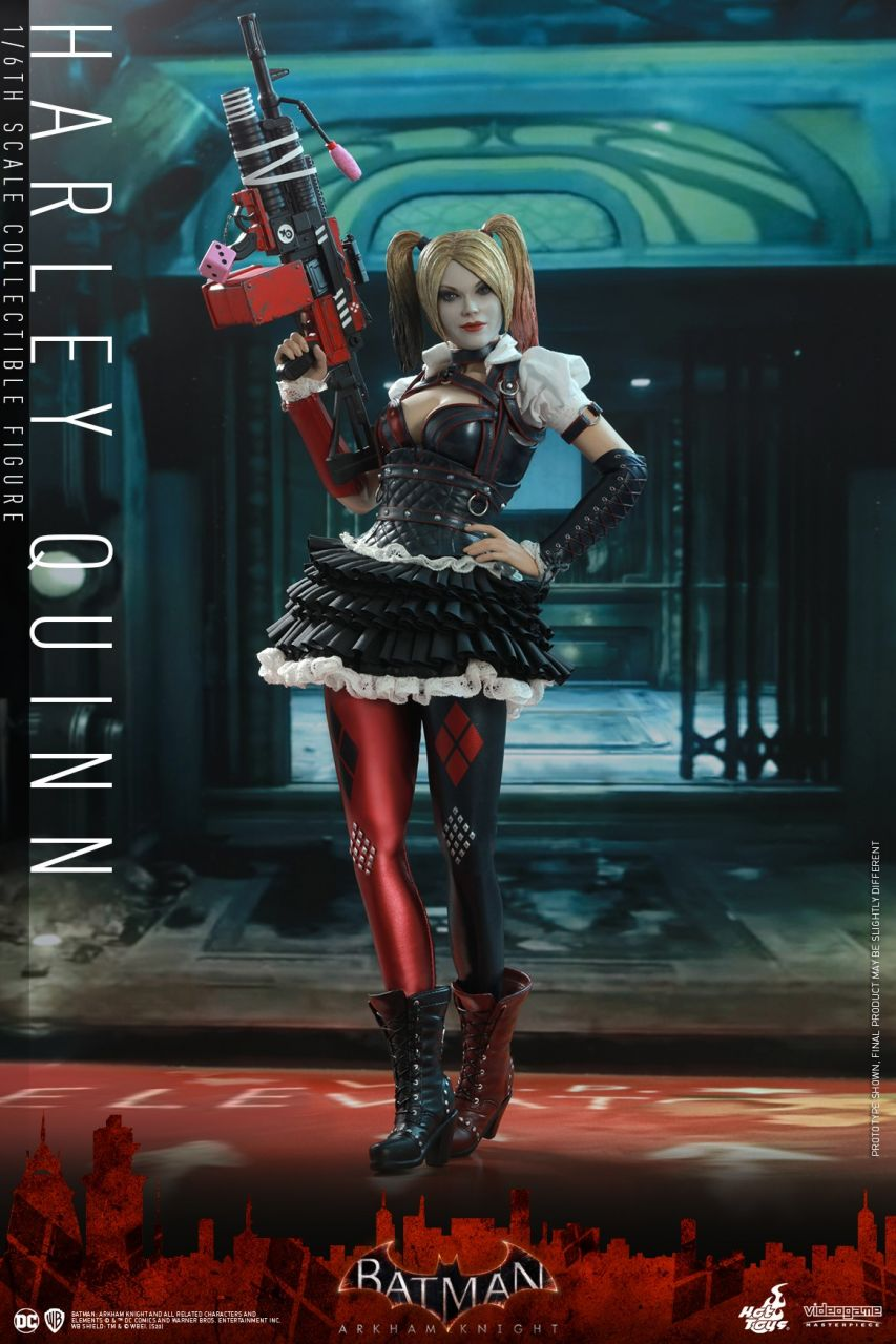 Hot Toys - Harley Quinn - Batman: Arkham Knight