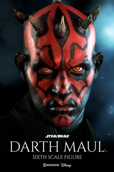 Sideshow - Darth Maul - Duell on Naboo - Star Wars