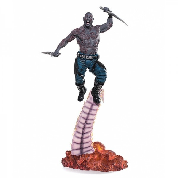 Iron Studios - Drax - Guardians of the Galaxy 2 - Art Scale 1/10