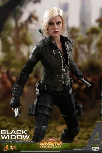 Hot Toys - Black Widow - Avengers: Infinity War