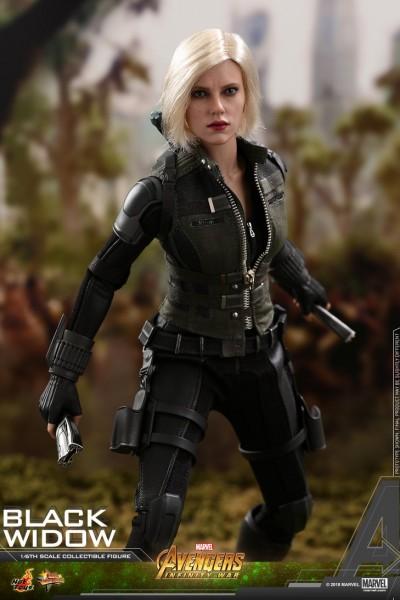 Hot Toys - Black Widow - Avengers: Infinity War