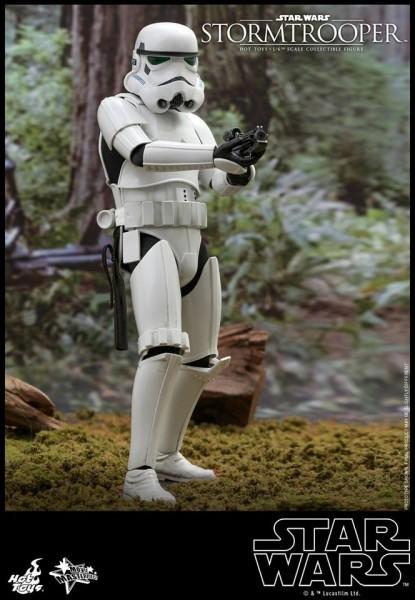 Hot Toys - Stormtrooper - Star Wars - Rückkehr der Jedi Ritter