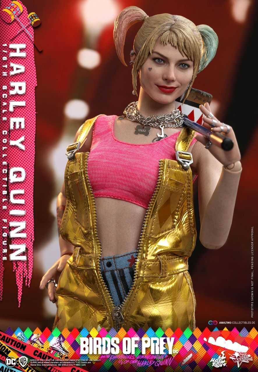 Hot Toys - Harley Quinn - DC - Birds of Prey: The Emancipation of Harley Quinn