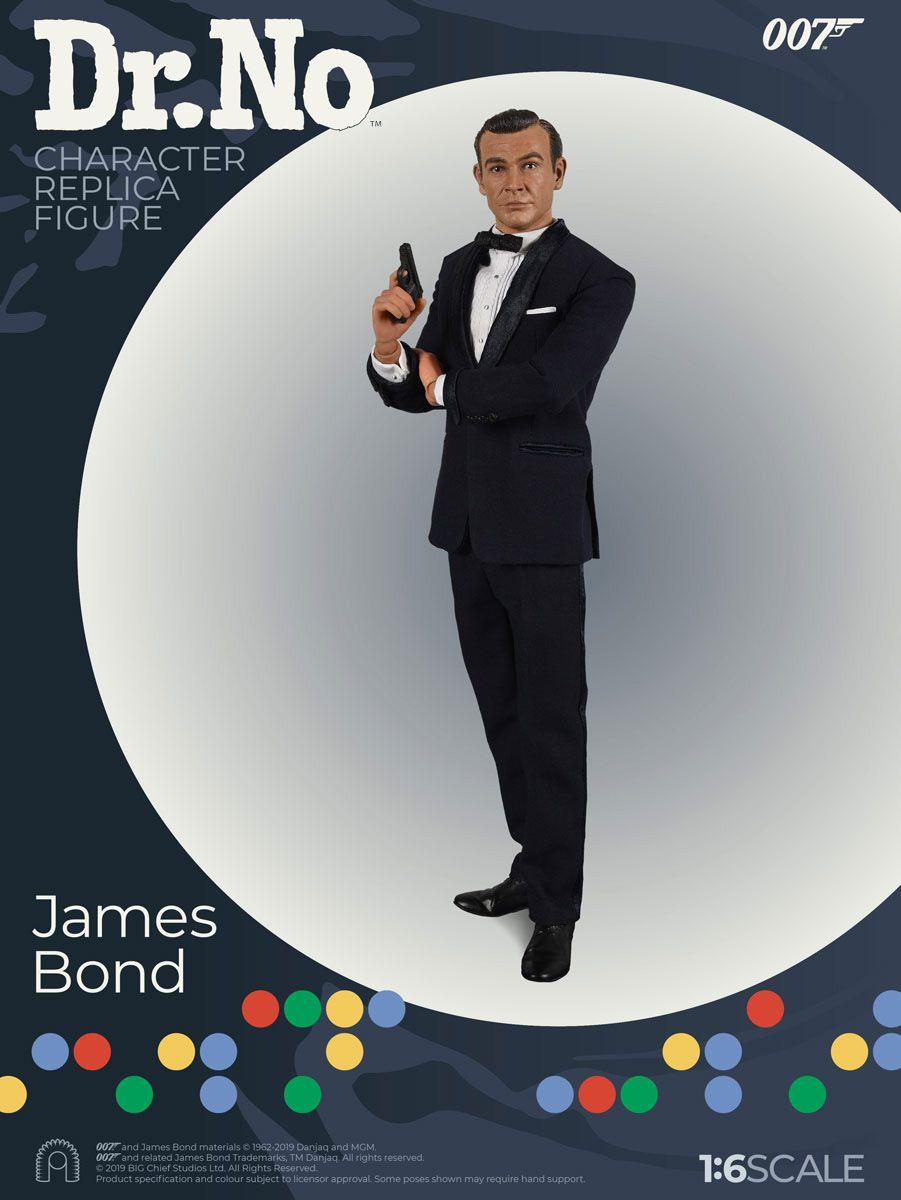 Big Chief Studios - James Bond - Dr. No