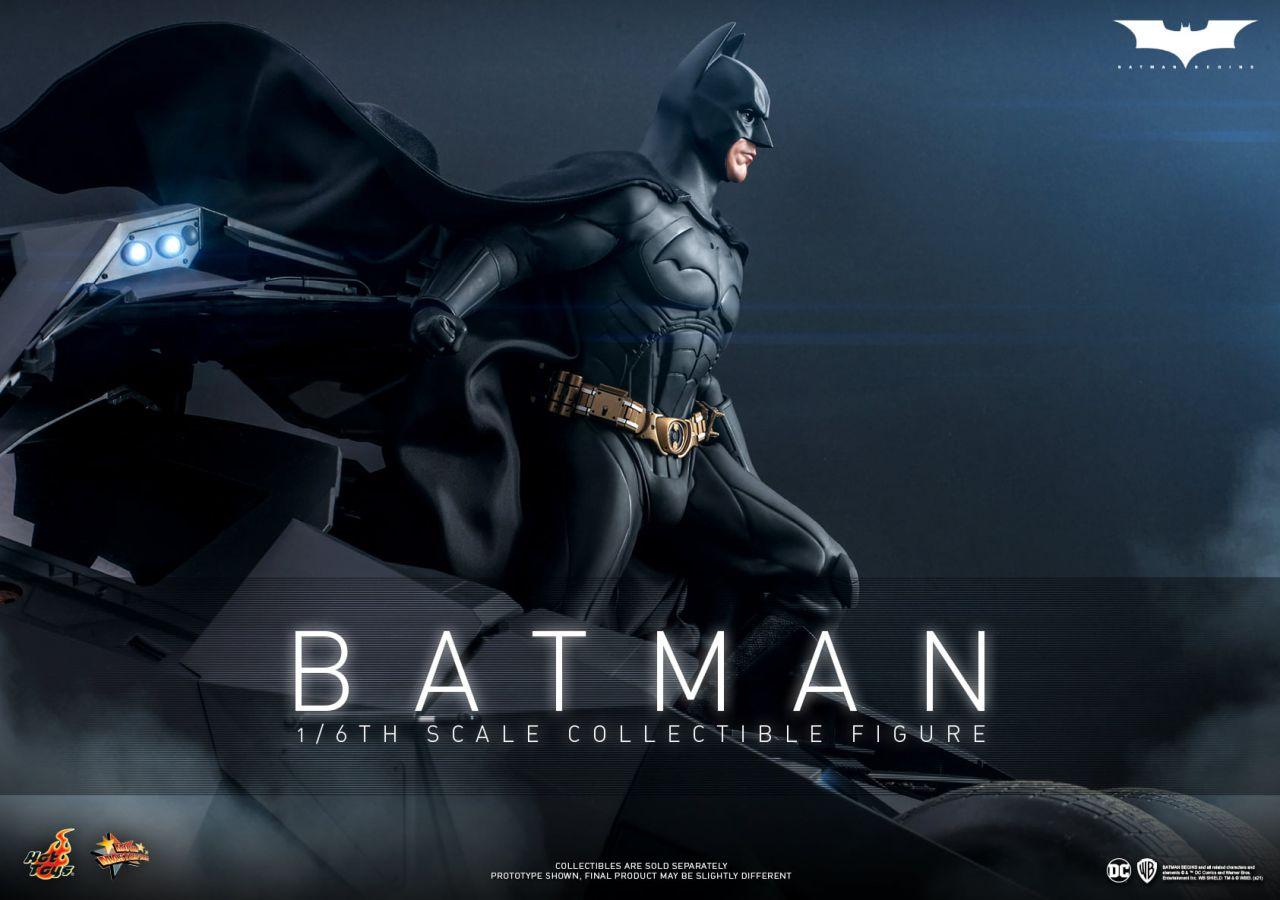Hot Toys - Batman - Batman Begins